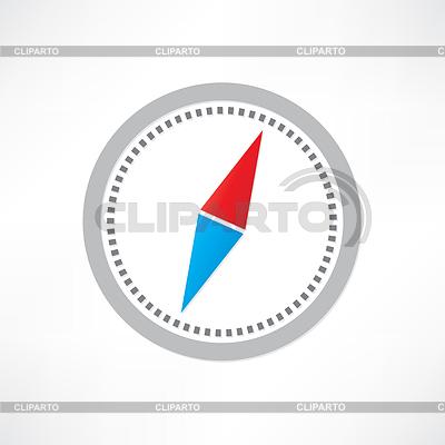 Kompas | Klipart wektorowy |ID 4157011