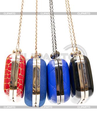 Modische Frauen Handtaschen | Foto mit hoher Auflösung |ID 4173899