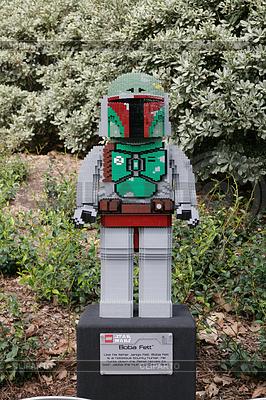 Carlsbad, USA, 6. Februar: Star Wars Boba Fett | Foto mit hoher Auflösung |ID 4309119