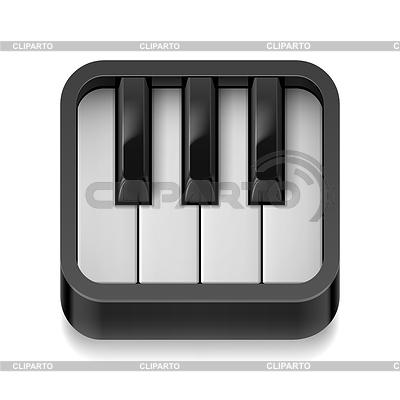 Клавиатура фортепиано фото