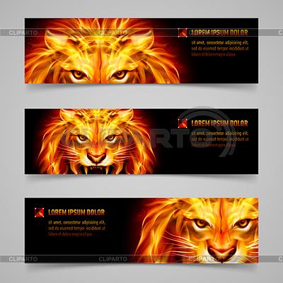 Flaming Kraft | Stock Vektorgrafik |ID 4348887