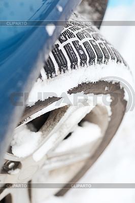 PKW-Winterreifen | Foto mit hoher Auflösung |ID 4447974