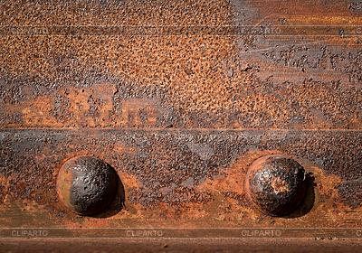 Dos remaches de hierro foto de alta resoluci n cliparto for Remaches de hierro
