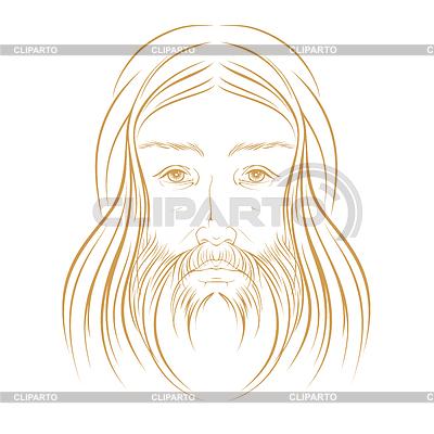 Jesus Christus | Stock Vektorgrafik |ID 4152289