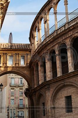 Katedra w Walencji poświęcona Maryi Panny | Foto stockowe wysokiej rozdzielczości |ID 4439939