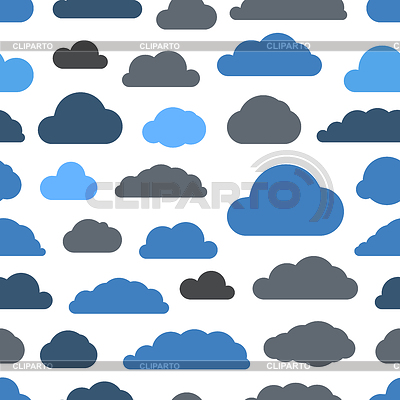Abstract clouds seamless pattern | 높은 해상도 그림 |ID 4277621