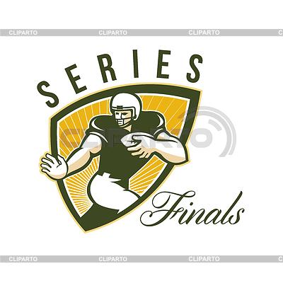 american football serie