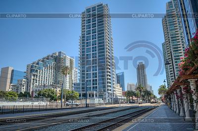 San Diego Hauptbahnhof | Foto mit hoher Auflösung |ID 4087388