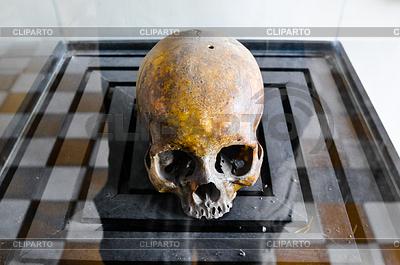 Skulls of Killing Fields in Kambodscha, diese | Foto mit hoher Auflösung |ID 4173740