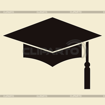 Stock images by nikolae photos illustrations cliparto for Graduation mortar board template