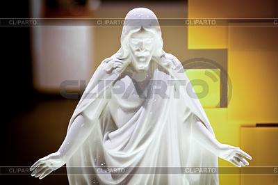 예수 그리스도의 동상 | 높은 해상도 사진 |ID 4234477