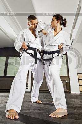 Martial arts masters | Foto stockowe wysokiej rozdzielczości |ID 4138327