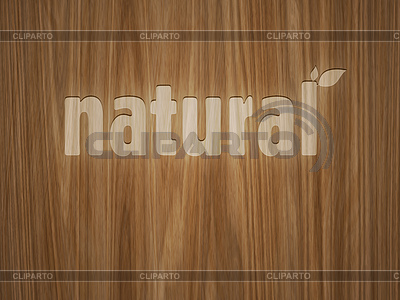 Holz graviert | Foto mit hoher Auflösung |ID 4145109