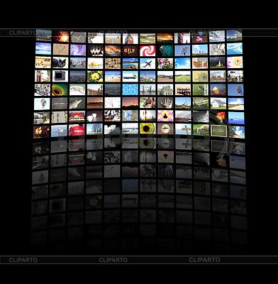 TV-Panel | Foto mit hoher Auflösung |ID 4240047