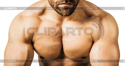 Bodybuilding-Mann | Foto mit hoher Auflösung |ID 4255179