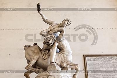 Hercules Beating Kentaur Nessus | Foto mit hoher Auflösung |ID 4256752