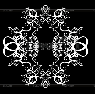 Декоративные Абстрактный Digital Design - Циркуляр | Фото большого размера |ID 4173266