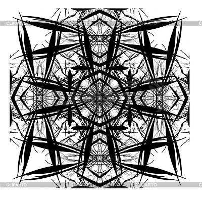 Dekorative abstrakte Fliese Digital Design | Foto mit hoher Auflösung |ID 4176885