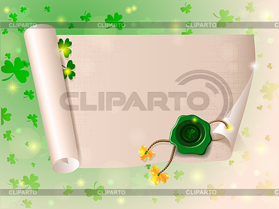 St. Patricks Day, Set | Stock Vektorgrafik |ID 4190630