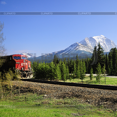 Long freight train. | 高分辨率照片 |ID 4414321