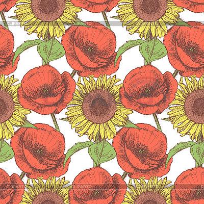 floral sunflower frame stock photos and vektor eps