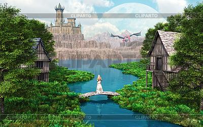 Dragon Castle | Foto mit hoher Auflösung |ID 4313945