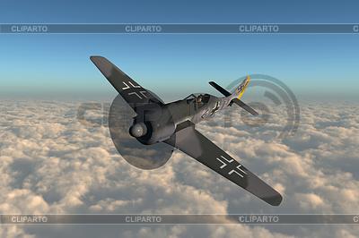 Air Force Plane | Stockowa ilustracja wysokiej rozdzielczości |ID 4315967