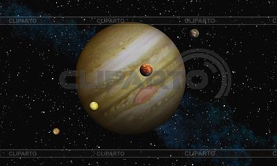 Jupiter | Illustration mit hoher Auflösung |ID 4315976