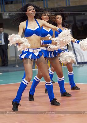 Cheerleaders | Foto stockowe wysokiej rozdzielczości |ID 4342579