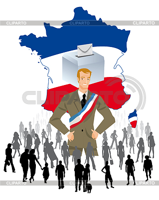 Wybory polityczne | Stockowa ilustracja wysokiej rozdzielczości |ID 4399329