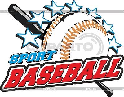 Baseball Ball | Stock Vektorgrafik |ID 4432365