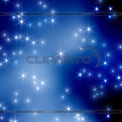 christmas night sky clipart - photo #38
